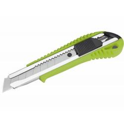 Nůž ulamovací s kovovou výstuhou, 18mm Auto-lock EXTOL CRAFT