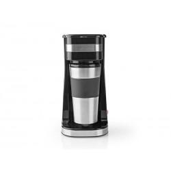 Kávovar NEDIS KACM300FBK