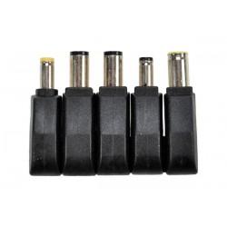 Koncovky SOLIGHT DA34 k síťovým adaptérům DA32, DA33