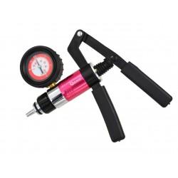 Podtlaková pumpa pro odvzdušnění brzd + výbava, kufr GEKO