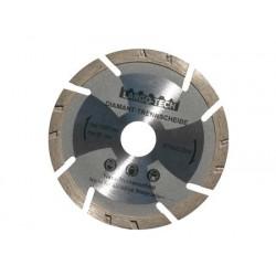 Kotouč diamantový řezný, 125x22mm GEKO