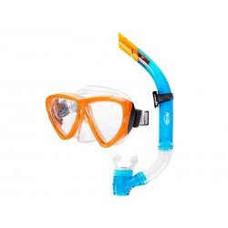 Sada potápěčská HASBRO JOURNAL NERF modro-oranžová