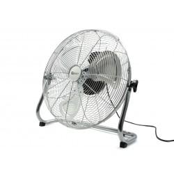 Podlahový ventilátor z nerezové oceli 50 cm GEKO