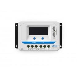 SolárníregulátorPWM10A12V/24Vs displejem