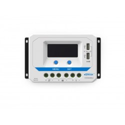 SolárníregulátorPWM20A12V/24Vs displejem