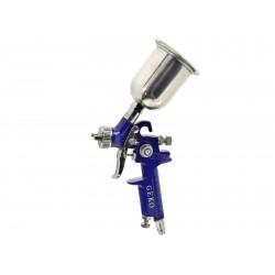 Stříkací pistole HVLP mini , kov. zásobník 150ml max. 3bar GEKO