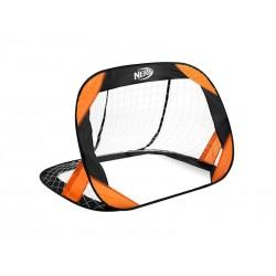 Branka fotbalová HASBRO BUCKLER NERF 2 ks černo-oranžová
