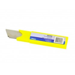 Břity ulamovací do nože, 18x0,5 mm, 10ks GEKO