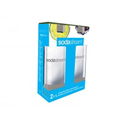 Láhev SodaStream GREY/Duo Pack