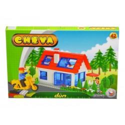 Stavebnice CHEVA 42 dům