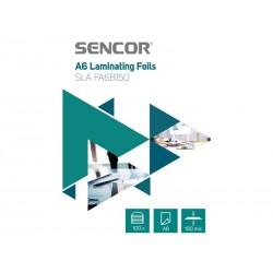 Fólie laminovací SENCOR SLA FA6B150 A6 150mic 100ks