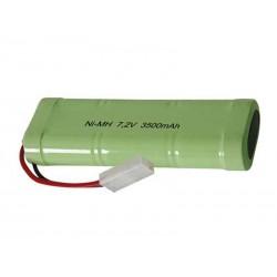 Baterie nabíjecí akupack Ni-MH 7,2V/3500mAh TINKO