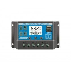 Solární regulátor PWM KLX3230 12V/30A