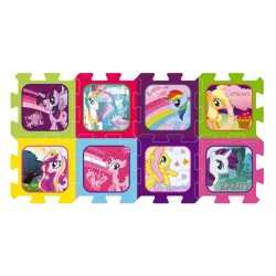 Dětské puzzle TREFL My Little Pony pěnové 8ks