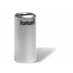 "1/4"" adaptér na hroty, 1/4"", L 26mm, 61CrV5 FORTUM"