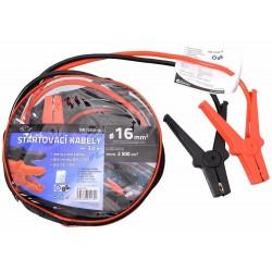 Startovací kabely 16 délka 3m TÜV/GS DIN72553 COMPASS