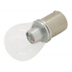 Žárovka 1 SMD LED 6chips 12V Ba15s CAN-BUS ready bílá 1ks COMPASS